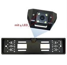 Rückfahrkamera Nummernschild Kennzeichen Set mit LED Auto KFZ PKW EINPARK HILFE