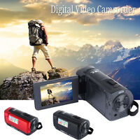 "HD 720P 16MP Digital Video Camcorder Camera DV DVR HDMI 2.7"" TFT LCD 16x ZOOM UK"