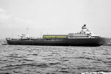 mc2958 - Russian Oil Tanker - Gdynia - photo 6x4