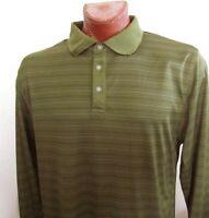 NWT Callaway X-Series Moisture Wicking  Polo Shirt Green Size XXL