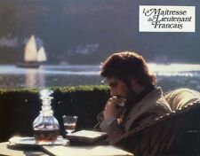 JEREMY IRONS THE FRENCH LIEUTENANT'S WOMAN 1981 LOBBY CARD #1
