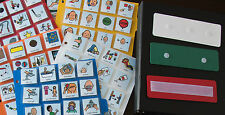 HUGE LOT 1 BOOK FREE 200+ PECS COMMUNICATION AUTISM ASPERGER APRAXIA ABA THERAPY