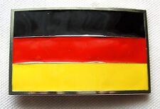 Gürtelschnalle Deutschland BRD Fußball Handball Basketball Belt Buckle Germany