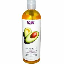 Now Foods Avocado Oil, 16 oz - Supports Skin Elasticity, Hydrating, Moisturizing