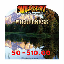 """50* Wild Berry Incence Hand Dipped 11"""" Sticks 16 Assorated Wilderness Scents"""