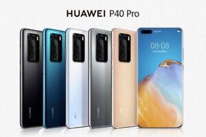 "Huawei P40 Pro 5G Dual SIM 256GB 8GB 6.58"" Octa Core Kirin 990 Phone By FedEx"