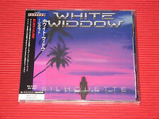 2017 WHITE WIDDOW Silhouette with Bonus Track  JAPAN CD