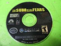 The Sum of All Fears ~ Nintendo Gamecube Game