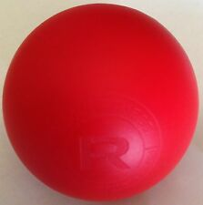 Rogue Fitness Mobility Lacrosse Ball New Pain Relief Sore Muscles Crossfit Red