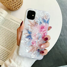 Iphone 11 Pro Max 8 Plus 7 Plus XS Max XR Slim Floral Cute Girl Phone Case Cover