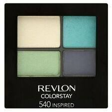 REVLON COLORSTAY 16 HOURS EYE SHADOW QUAD 540 INSPIRED OMBRETTI