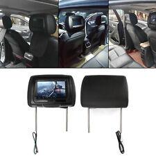 "2X7"" HD Auto Kopfstütze Monitor DVD Player Bildschirme Video HDMI Game USB Tv"