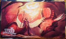 MTG, SCG IQ, Playmat, Sorceress and Dragon, Kristen Plescow, LP