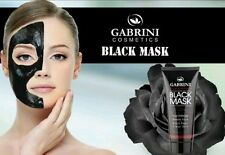 GABRINI BLACK MASK Acne Purifying Blackhead Remover Peel-Off Face Cleaning 80ml