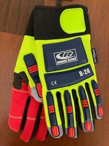 RINGERS GLOVES Heavy Duty HYDROGRIP Work Gloves Size 3XL  NEW