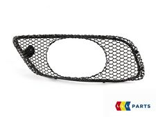 NEW GENUINE MERCEDES BENZ MB E W211 AMG FRONT BUMPER FOG LIGHT GRILL LEFT N/S