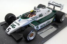 Voitures Formule 1 miniatures blancs MINICHAMPS, pour williams