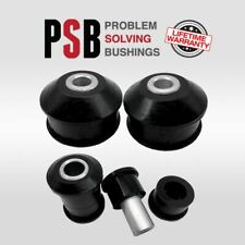 Front Lower Control Arm Poly Bushing Kit 4pc Front Rear fits 00-05 Toyota RAV4