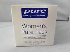 Pure Encapsulations Women's Pure Pack 30 Packs V- caps, MD Grade 2nd 15% off