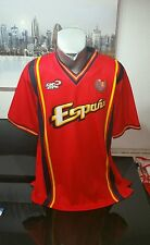 CAMISETA SHIRT VINTAGE ESPAÑA BASKETBALL JOHN SMITH TALLA XXL
