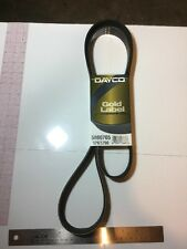 Dayco Products 5080705 Belt-Poly Rib  Gold