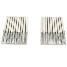 20Pcs 1.5mm Diamond Drill Bits Coated King-Size Hole Saw Jewelry Tools for Stone