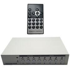 HD Multiplexer, Analog AHD TVI HDCVI Video Quad Screen HDMI