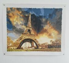 Eiffel Tower Paris home decor wall Oil Painting