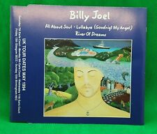 "Billy Joel - ""All About Soul"" (1993) 3 Trk UK Promo CD Single RARE (Ex)"
