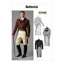 Butterick Sewing Pattern 6573 Costumes MQQ (46-48-50-52)