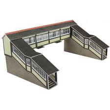 Metcalfe Footbridge N Gauge Card Kit PN136