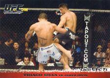 2009 TOPPS UFC ROUND 1 DEBUT  ROOKIE RC THIAGO SILVA #65