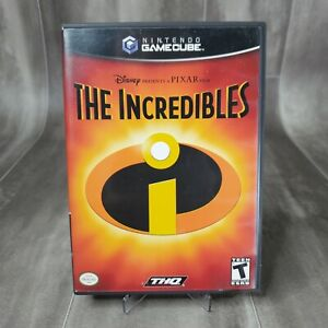 The Incredibles - Nintendo GameCube - Tested - FREE Shipping!