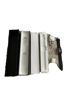 Apple Watch Nike+ 42mm Aluminum Case Flat Silver- (MNNT2LL/A)
