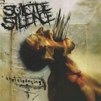 "SUICIDE SILENCE ""THE CLEANSING"" CD DEATH METAL NEUWARE"