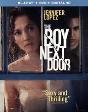 The Boy Next Door (Blu-ray/DVD/Digital, 2015, 2-Disc Set)Brand New