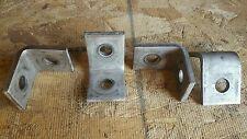 New listing Unistrut P1026Ss 2-Hole 90 degree angle bracket (4pcs) stainless