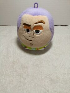 "Hallmark Disney's Toy Story Buzz Lightyear Stuffed Soft Plush Squishy Hang 3""x4"""