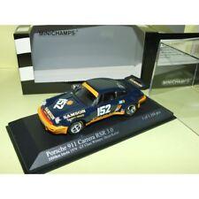 PORSCHE 911 CARRERA RSR 3.0 N°152 1000 Km IMOLA 1974 MINICHAMPS 1:43 1er Class
