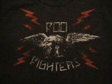 Foo Fighters Alternative Rock Post Grunge Band Soft Dark Gray T Shirt S