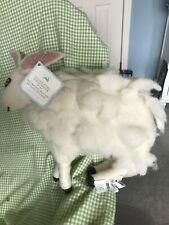 New Pottery Barn Kids Baby Unisex Nursery Felted Wool Sheep Decor