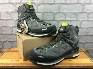 MEINDL MENS TONALE ANTHRACITE LIME GORE-TEX WALKING BOOTS MANY SIZIES RRP £225