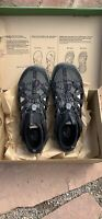 Chaco Womens Outcross Evo 1 Sport Water Hiking Shoes Black Gray Size 8.5 NIB!