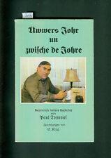 Üwwers Johr un zwische de Johre Paul Tremmel 1983 Pfalz Pfälzer Mundart Gedichte