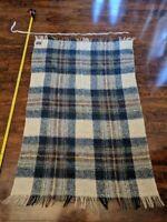 Scottish Spean Bridge Woollen Mill Scotland Blanket Throw Tartan Plaid rug
