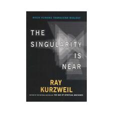 The Singularity Is Near by Ray Kurzweil (author)