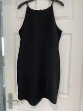 Black Topshop Dress Size 14