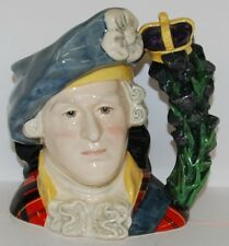 LARGE ROYAL DOULTON CHARACTER BONNIE PRINCE CHARLES D6858 GREAT CONDITION