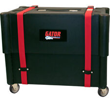 Gator Cases G-112-ROTO Combo Amplifier & Stand Tranporter Case With Wheels New