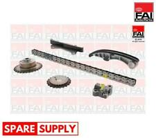 TIMING CHAIN KIT FOR NISSAN OPEL RENAULT FAI AUTOPARTS TCK43L